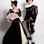 Венецианские костюмы напрокат