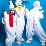Аренда карнавальных костюмов Снеговики
