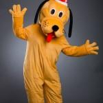 фотография ростовой куклы собаки Гуфи