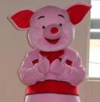 Ростовая кукла свинья Пятачок