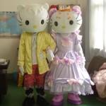 ростовая кукла Хеллоу Китти