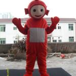 Ростовая кукла красный Телепузик в наличие 13600р.
