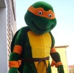 Ростовая кукла черепаха