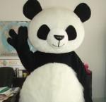 Ростовая кукла Панда в наличие 22000р.