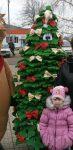 Ростовая кукла дерево Елка