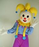 Ростовая кукла скоморох в Москве
