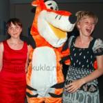 Тигра ростовая кукла фотография