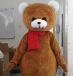 Ростовая кукла медведь в Москве