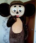 Купить ростовую куклу Чебурашка в Москве