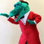 Ростовая кукла Крокодил Гена в наличии