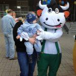 Корова ростовая кукла