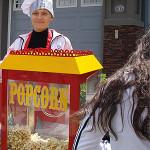 Аренда аппарата попкорна на выезд