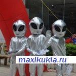 Ростовая кукла Инопланетянин Гуманоид