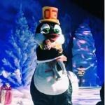 Ростовая кукла Пингвин аренда в Москве