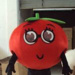 Ростовая кукла Помидор - томат