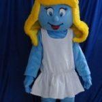 Ростовая кукла Смурфета