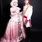 Костюмы принц и королева напрокат