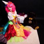 Клоунесса прокат костюма