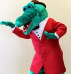 Ростовая кукла Крокодил Гена в аренду в Москве