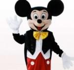 Ростовая кукла Мышь символ 2020 Микки Маус аренда и прокат