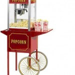 Аппарат горячего попкорна