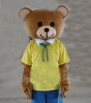 Ростовая кукла медведь в аренду в Москве