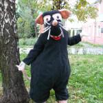 Ростовая кукла мышь