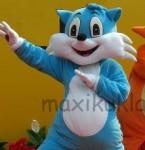 Ростовая кукла Синий кот в аренду