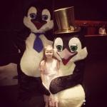 Ростовые куклы Пингвины прокат на праздник