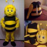 Ростовая кукла Пчела насекомое