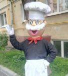 Ростовая кукла Повар