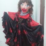 Ростовая кукла Цыганка на праздник в Москве