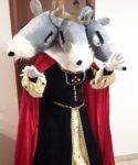 Ростовой костюм Крысы символа Нового 2020 года