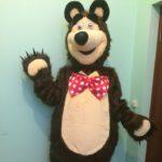Аренда костюма взрослого Медведя